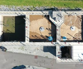 Private Wastewater Treatment Plant